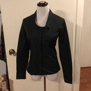 Jill Sander blouse.